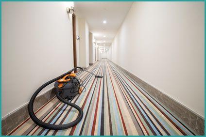 Teppichbodenreinigung von der Firma Schmeisser Reinigungsservice Hannover